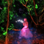 Light Painting Jason D. Page Fairy Dust