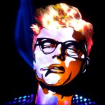Jason D. Page Light Painting James Dean 1