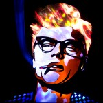 Jason D. Page Light Painting James Dean 2