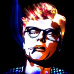 Jason D. Page Light Painting James Dean 4