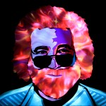 Jason D. Page Light Painting Jerry Garcia 5