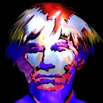 Light Painting Jason D. Page Andy Warhol 2