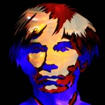 Light Painting Jason D. Page Andy Warhol 5