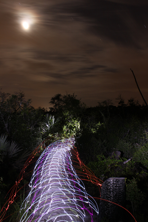 Light Painting Light Trails Series By Jason D Page