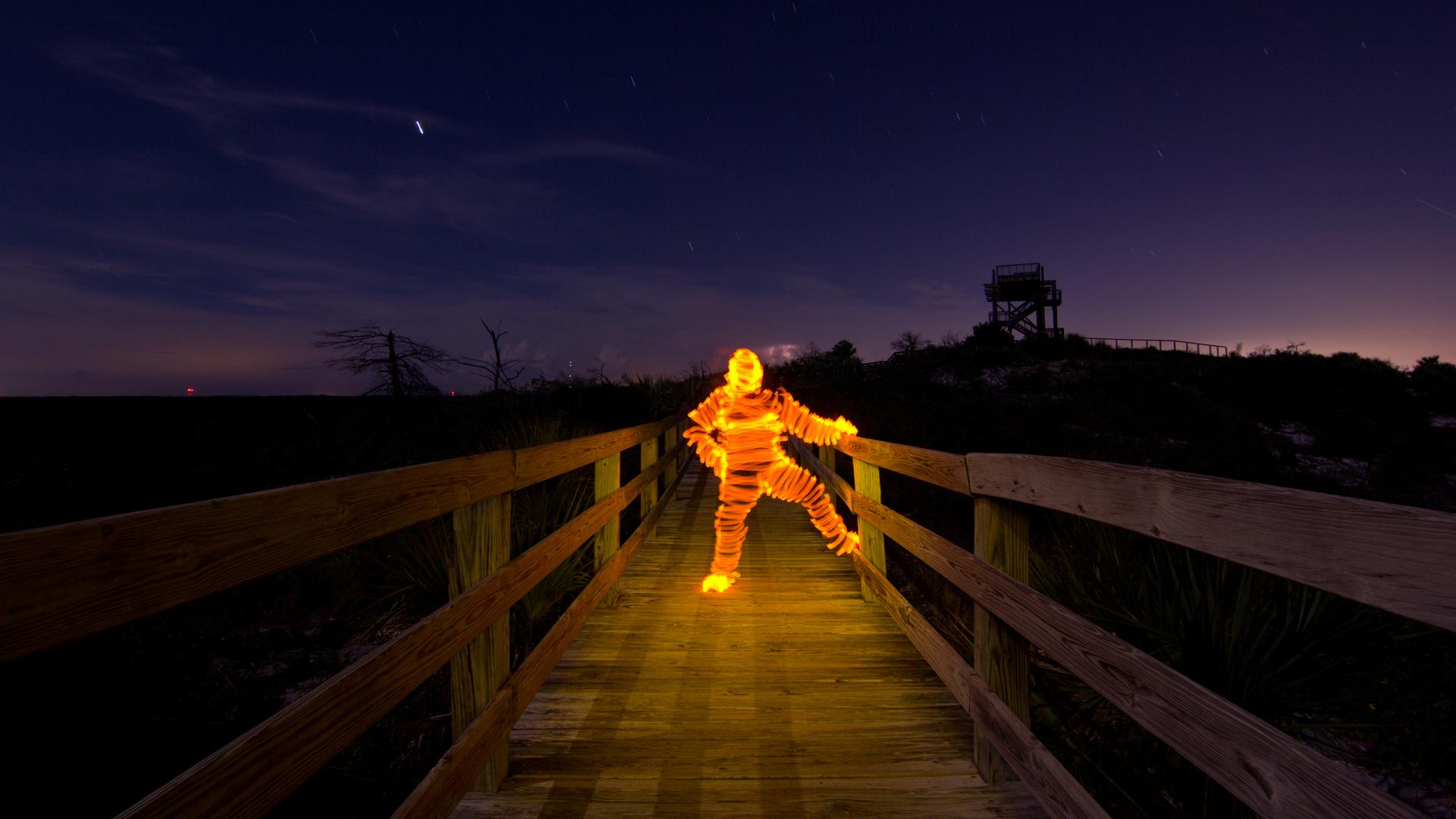 lightman-on-tower